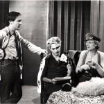 Luciano Capponi con Pino Ammendola, Polvere di Pitone, RaiTre 1983