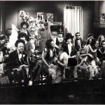 Un'immagine della trasmissione televisiva Polvere di Pitone di Luciano Capponi, RaiTre 1983