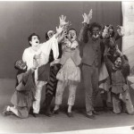 Immagini tratte dalla trasmissione televisiva Stranieri d'Italia di Luciano Capponi, RaiTre 1981