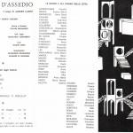 Brochure Stato d'Assedio 1975
