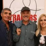 Luciano Capponi, Patrizio Oliva e Stefania Bianchi al Trailer Film Fest di Catania