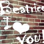 Beatrice I love you