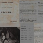 Brochure Escurial