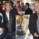 Capponi, Oliva e Franco Nero