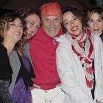 Luciano Capponi con le Dilubidap