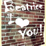 Beatrice I Love You - Locandina